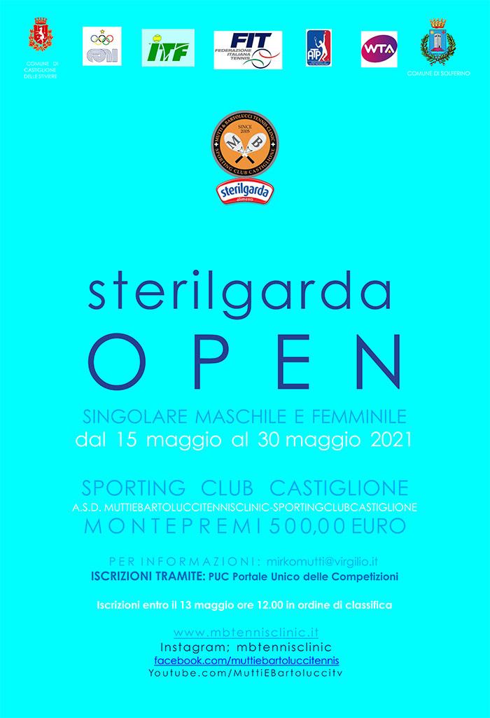 Sterilagrda Open 2021 Mutti e Bartolucci